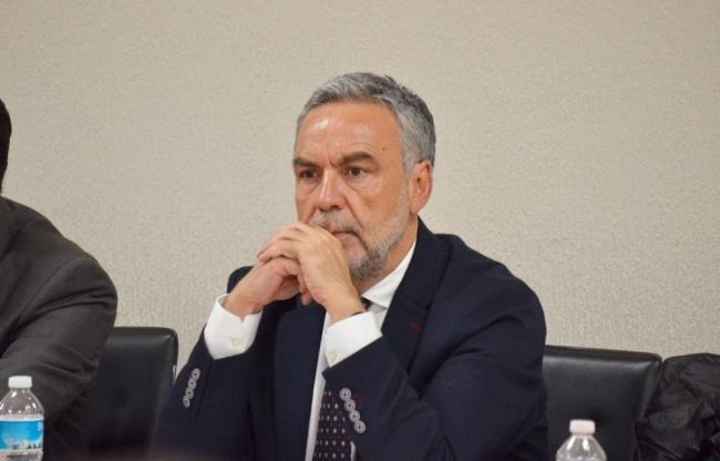Diputados reunion Hacienda y Salud