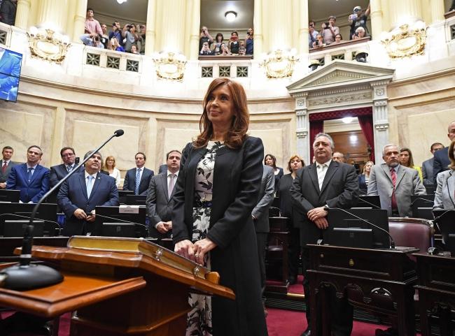Juicio Cristina Fernandez