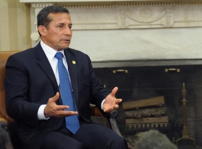 Peru Odebrecht